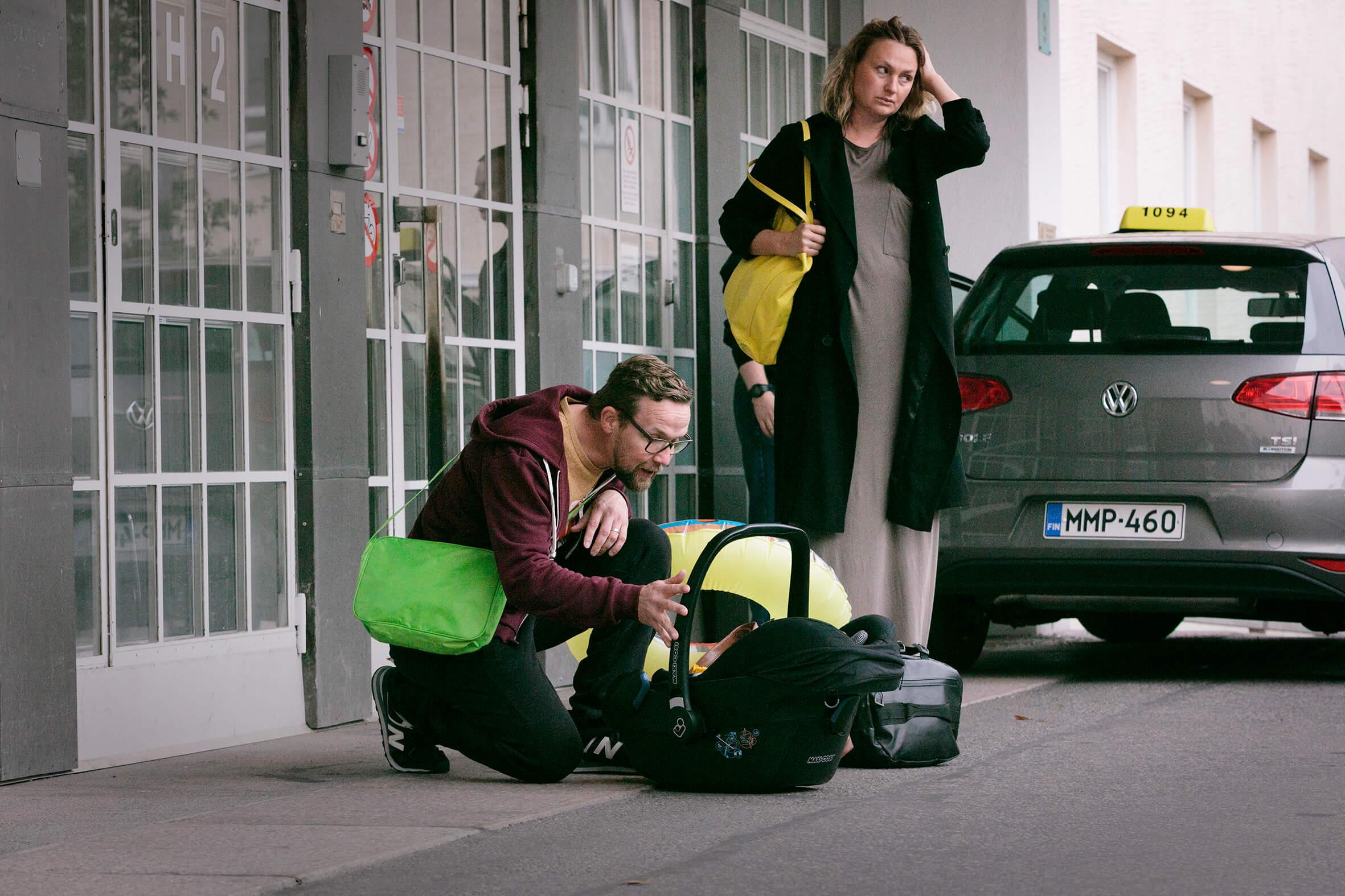YÖSYÖTTÖ-ELOKUVA VALITTU NORDIC INTERNATIONAL FILM FESTIVALIN KILPASARJAAN