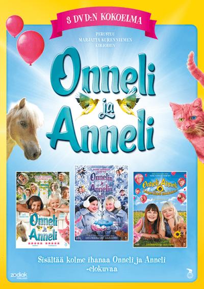 Onneli ja Anneli DVD Box