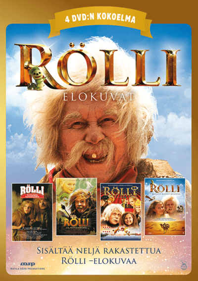 Rölli DVD Box