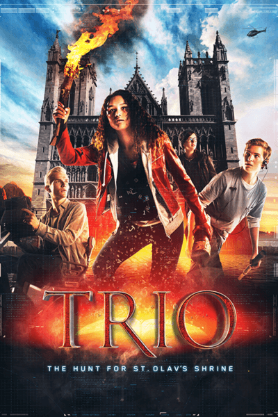 Trio – The Hunt for St. Olav's Shrine