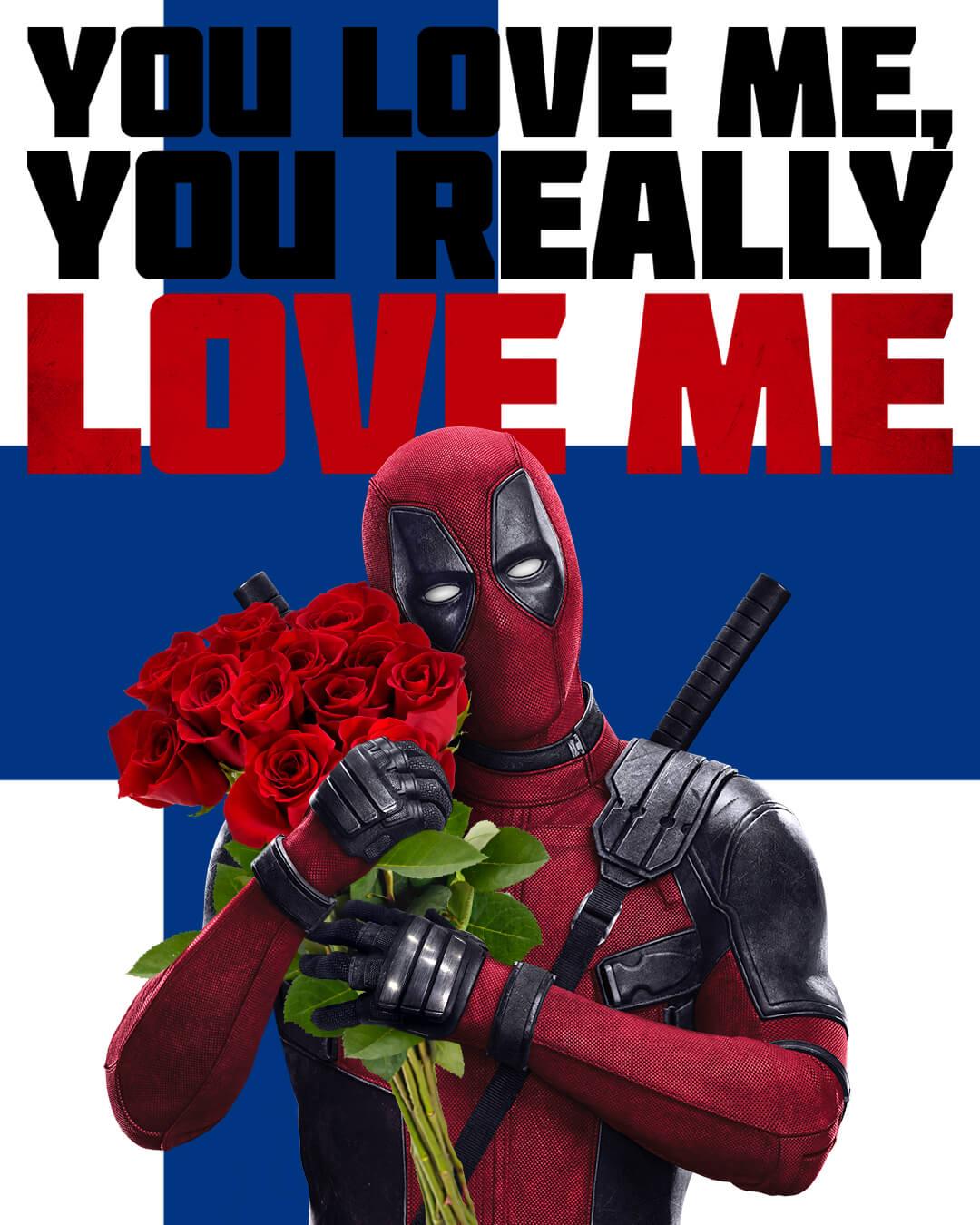 Deadpool 2 sai räjähtävän startin – teki tähänastisen vuoden suurimman avauspäivän tuloksen