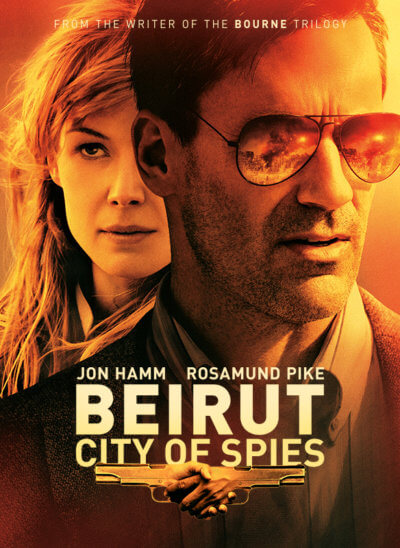 Beirut – City of Spies