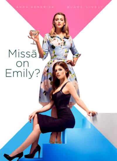 Missä on Emily?
