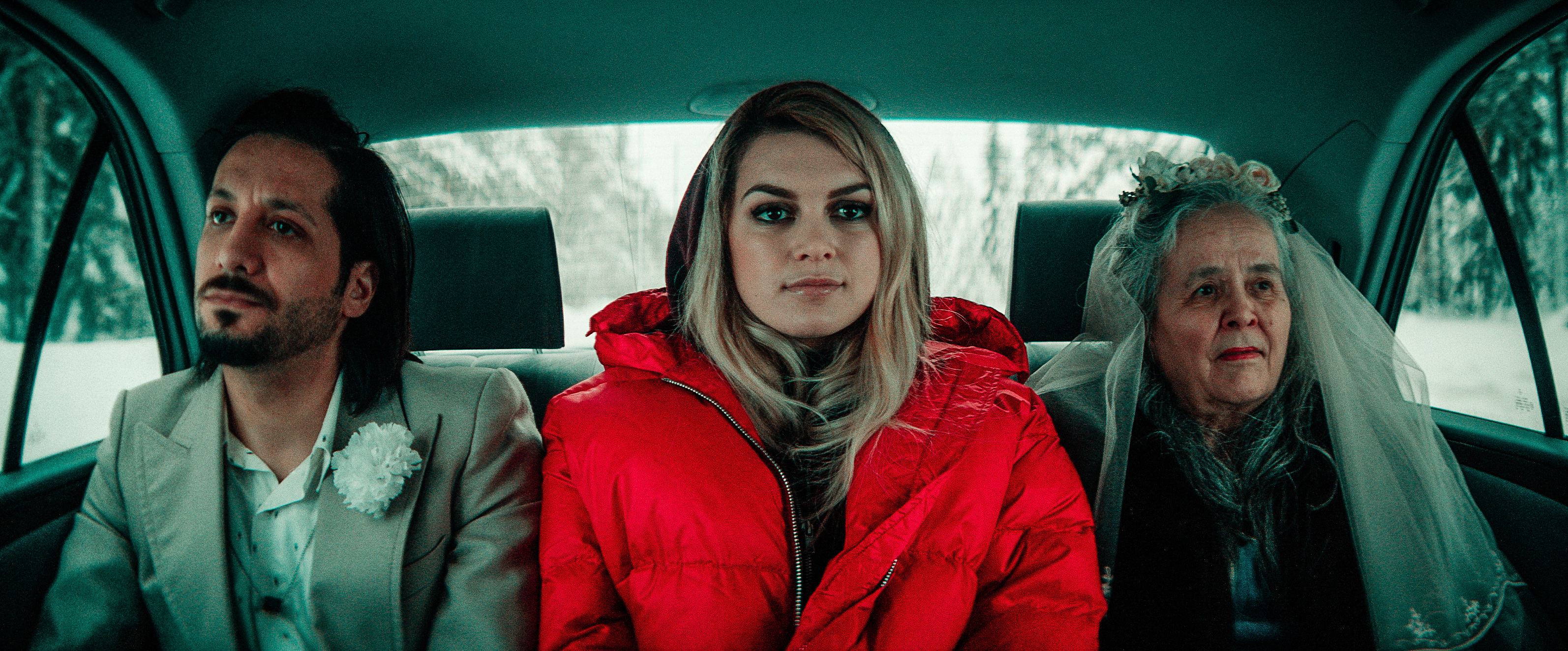 AURORA-elokuvan tuottaja Mahsa Malka palkittiin Vuoden elokuvatuottajana