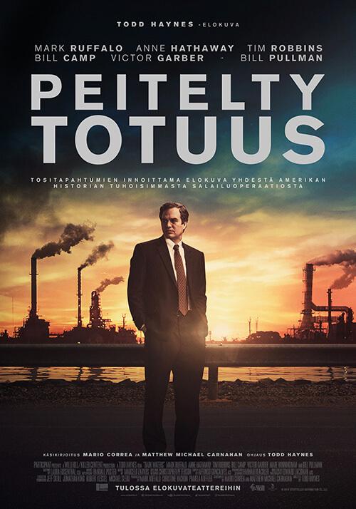Peitelty totuus - Nordisk Film Finland