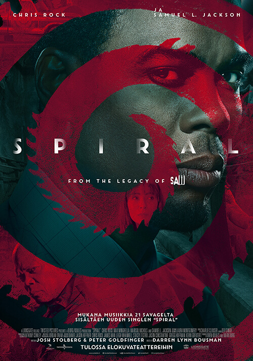 Spiral: From the Legacy of Saw - Nordisk Film Finland