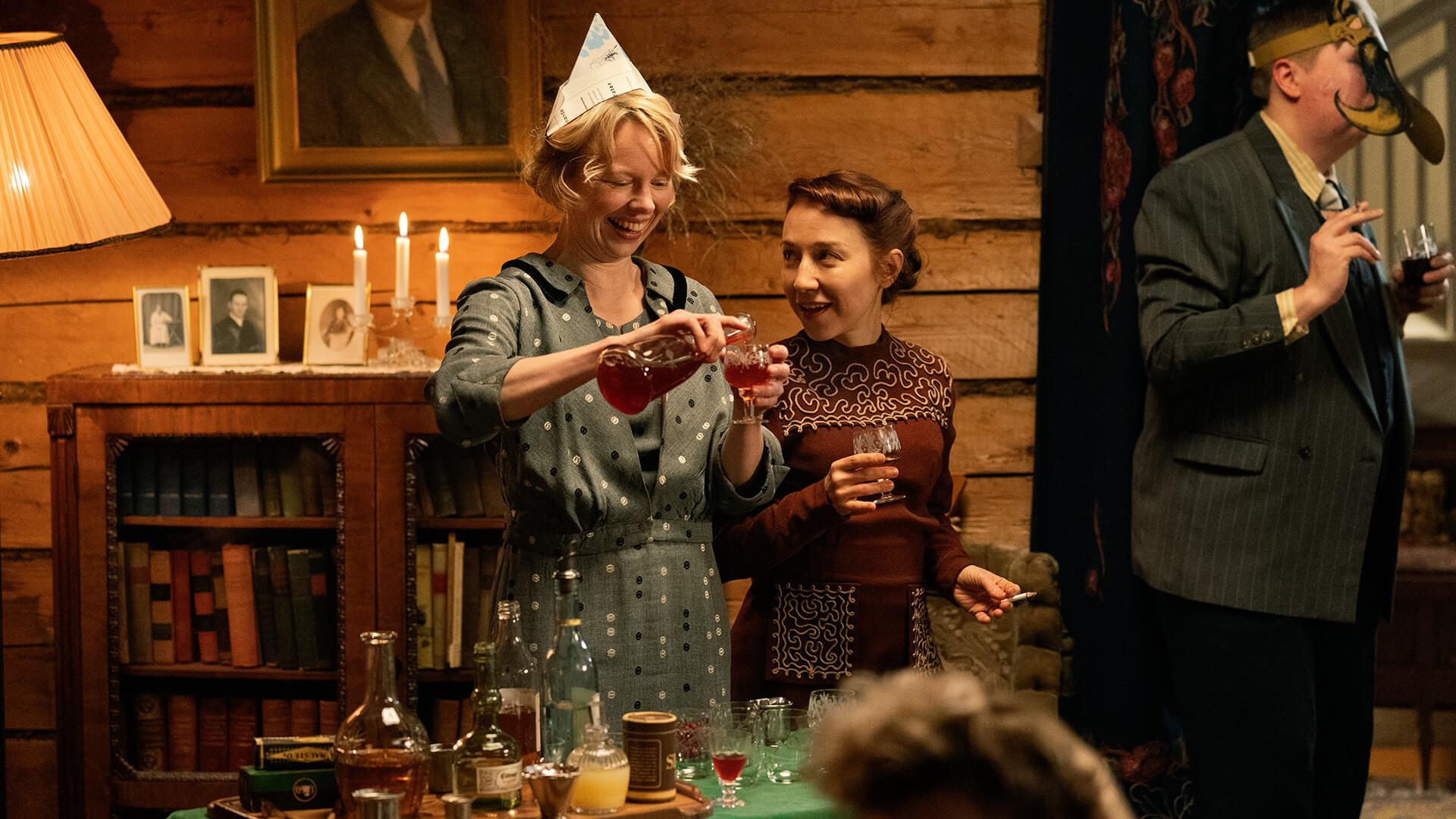 Zaida Bergrothin TOVE avasi viikonloppuna Ruotsissa maan toiseksi katsotuimpana elokuvana