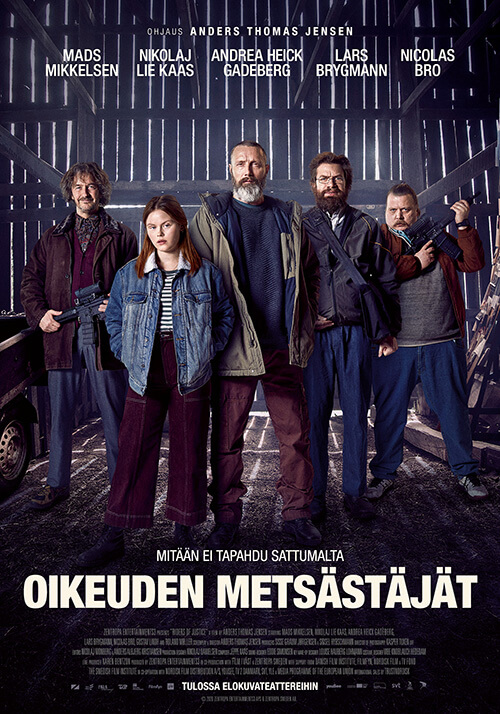 Oikeuden metsästäjät - Nordisk Film Finland