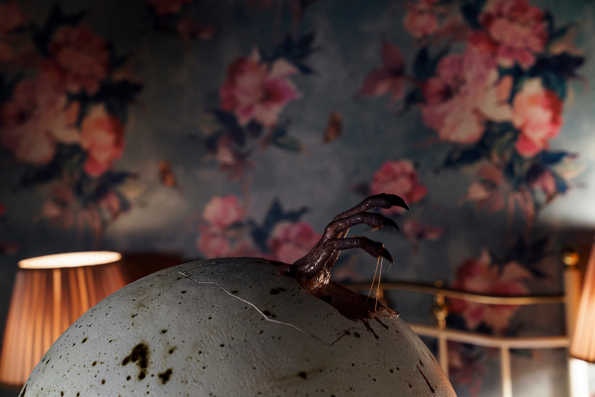 Tältä näyttää ohjaaja Hanna Bergholmin psykologinen kauhuelokuva PAHANHAUTOJA – mittavan budjetin elokuva on myyty jo useisiin maihin