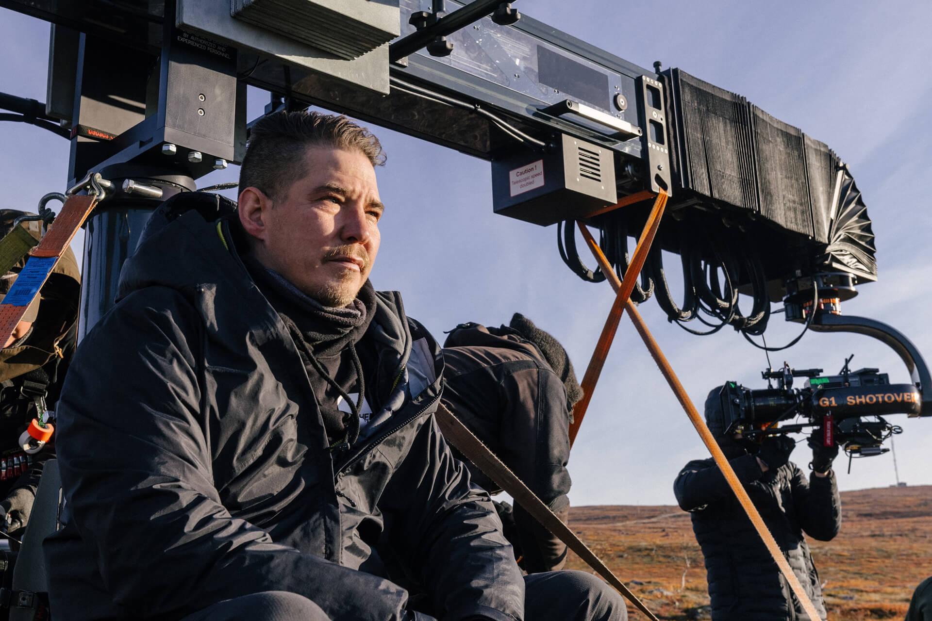 Jalmari Helanderin toimintaelokuva Sisun kuvaukset alkoivat Lapissa
