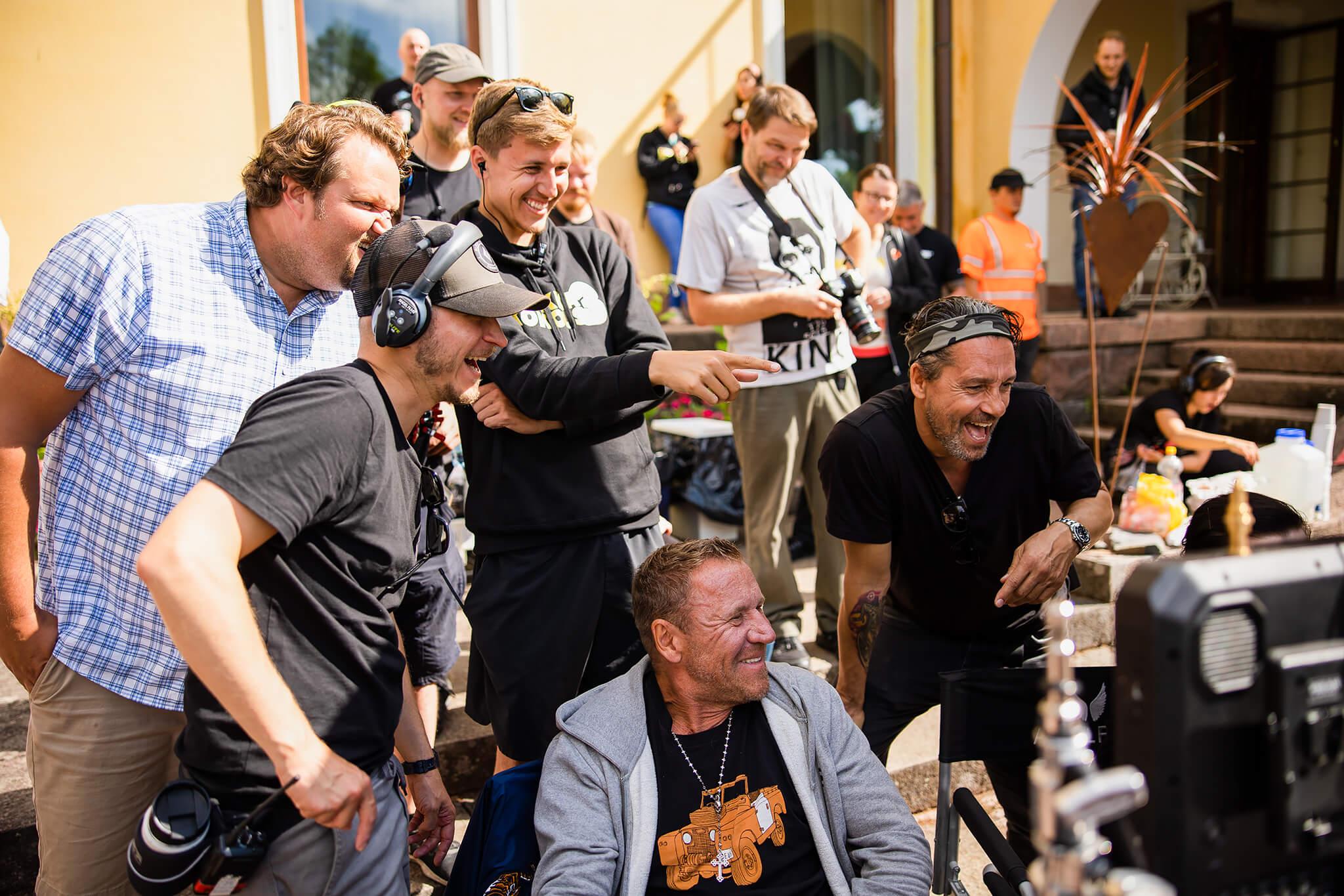 Luokkakokous 3 – Sinkkuristeily -elokuva on saanut jo yli 150 000 katsojaa